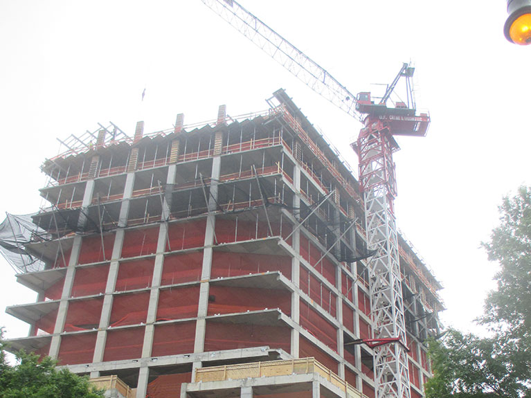 551 W 21st Street Trident Construction